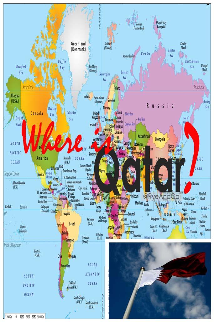 Where Is Qatar? | Rye And Cai